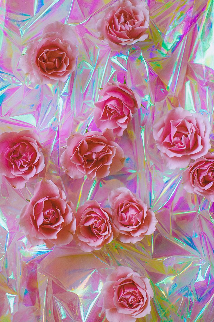 Holographic-roses-wallpaper-wp3406924