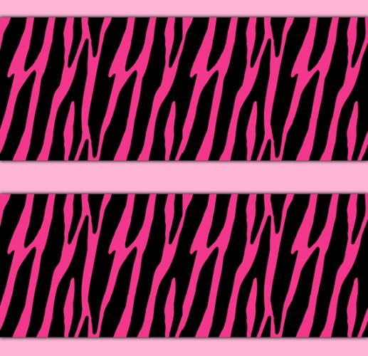 Hot-Pink-Zebra-Print-Border-Wall-Decals-Teen-Girl-Room-decampstudios-wallpaper-wp3006713