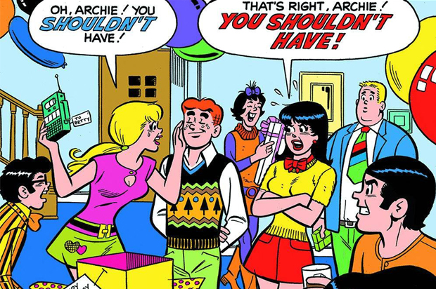 """How-""""Archie""""-went-from-dull-to-daring-The-world's-tamest-comic-series-is-now…-wallpaper-wp5008677"""
