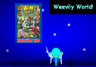 Hunts-Hunt-Looking-For-The-Code-For-The-Bin-Weevils-Magazine-Issue-Fan-Poster-You-Came-To-T-wallpaper-wp5008832