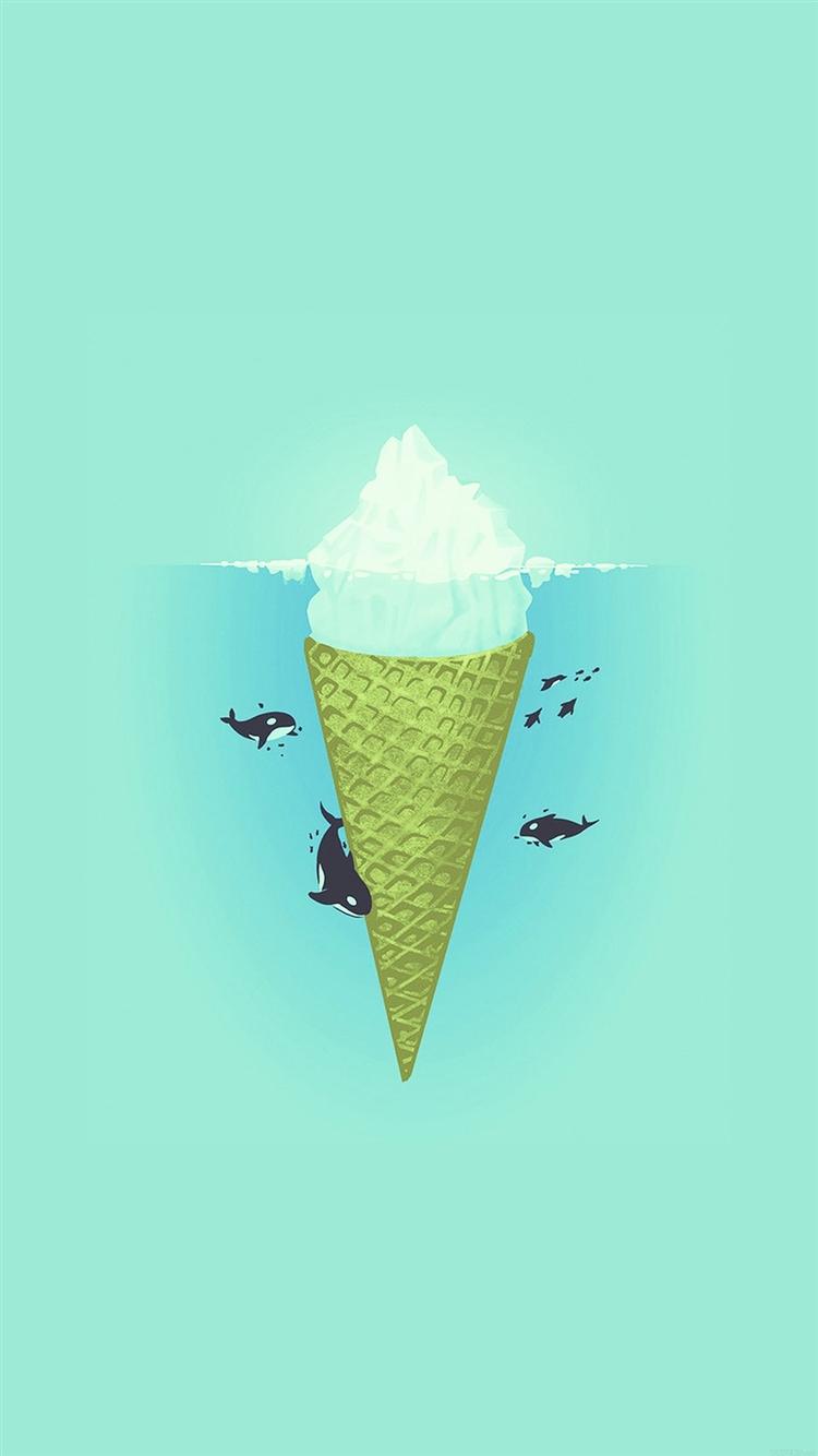 Ice-cream-iceberg-iPhone-wallpaper-wp3607196