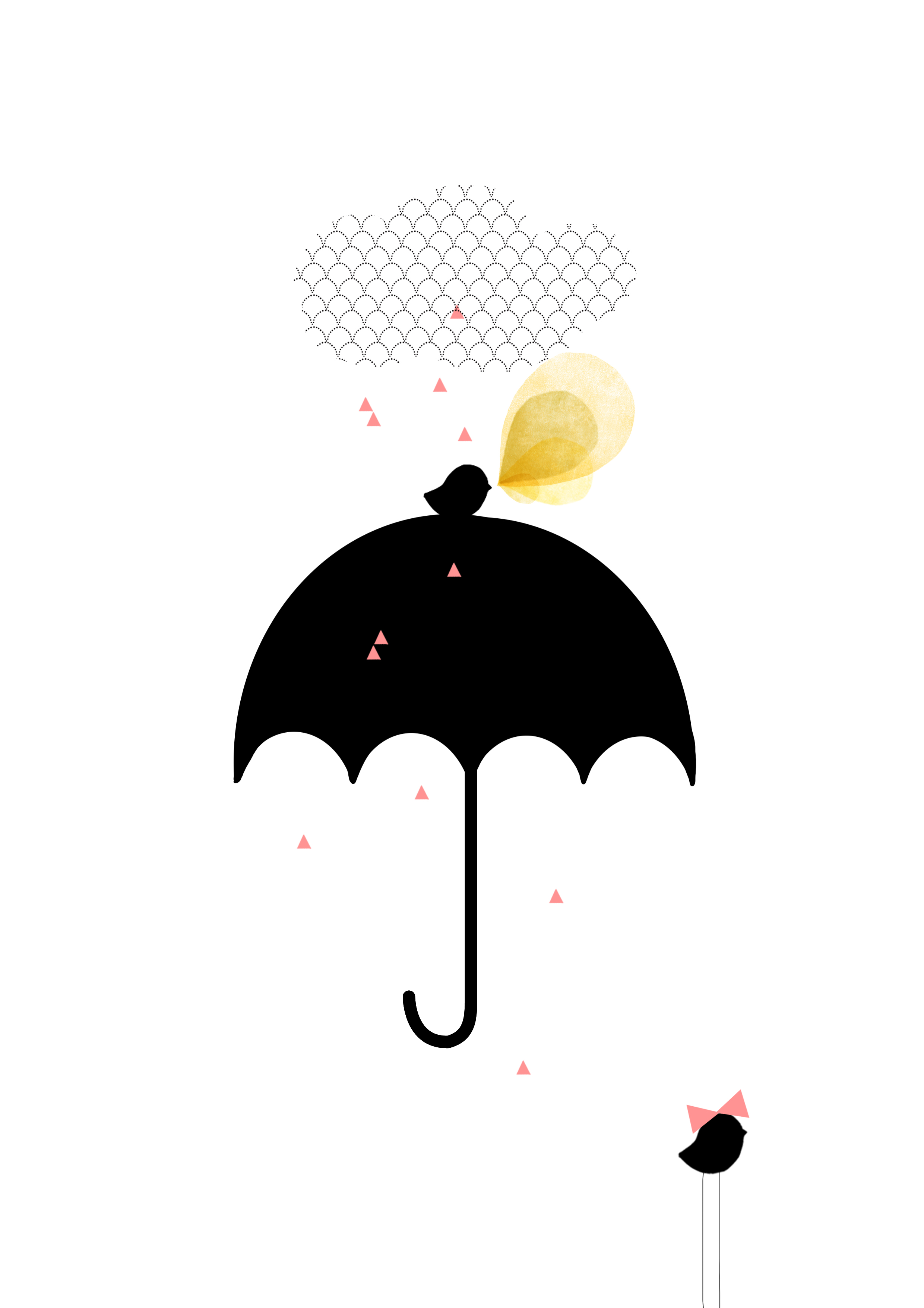 Illustration-My-Lovely-Thing-wallpaper-wp5806793