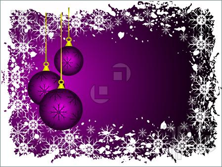 Illustration-Of-An-Abstract-Christmas-Vector-Illustration-With-wallpaper-wp4807559