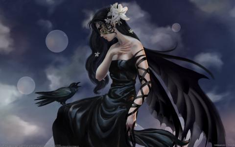 Image-detail-for-Dark-Art-Victoria-Frances-wallpaper-wp580312