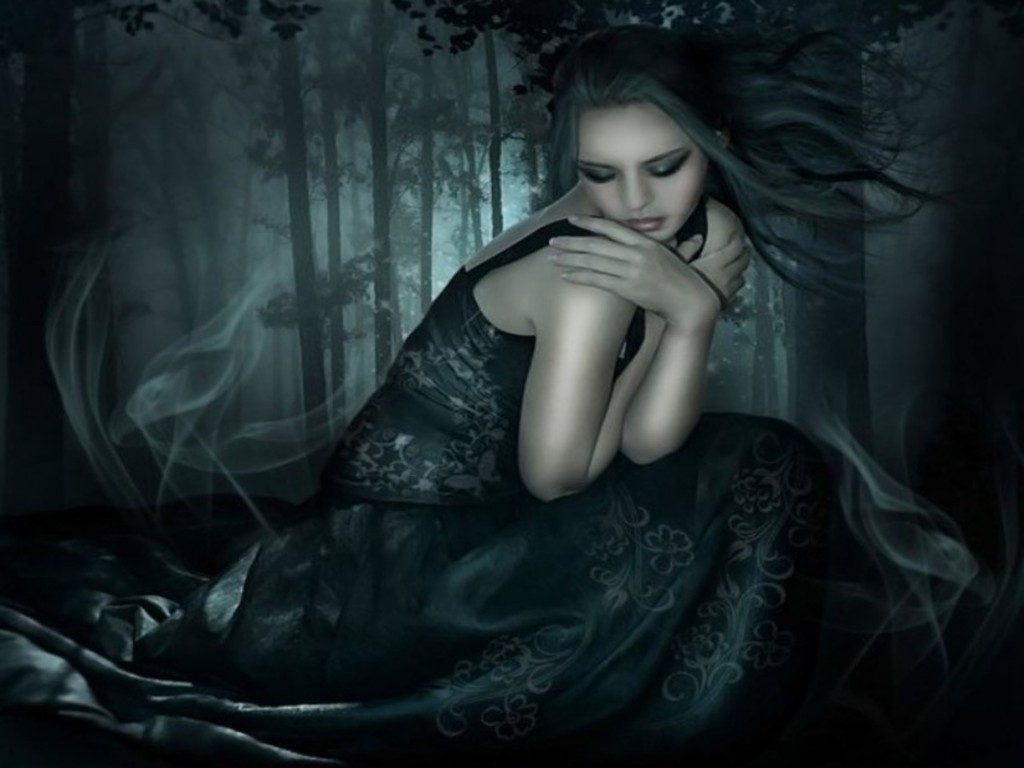 Image-detail-for-Dark-Forest-Fairy-from-Fairy-wallpaper-wp5806814
