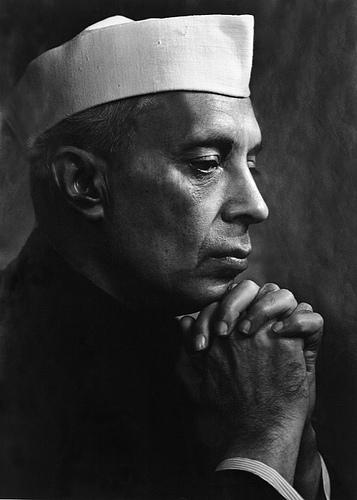 Indias-first-Prime-Minister-Jawaharlal-Nehru-by-Yousuf-Karsh-wallpaper-wp4607162