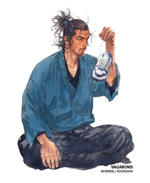 Vagabond Takehiko Inoue Wallpaper