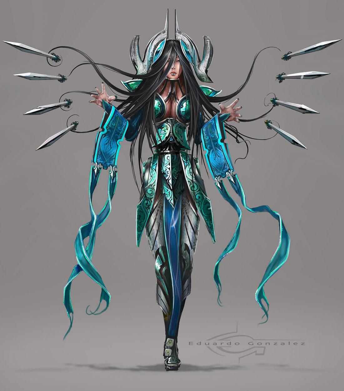 Irelia-Character-Concept-Art-League-of-Legends-PC-wallpaper-wp5009189