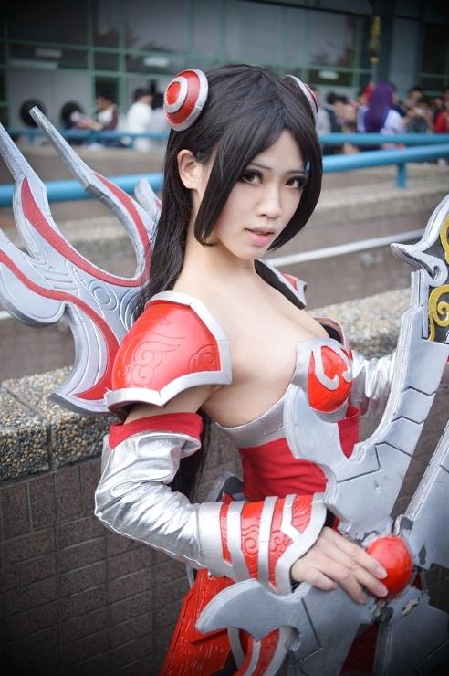 Irelia-League-of-Legends-cosplay-wallpaper-wp5009181
