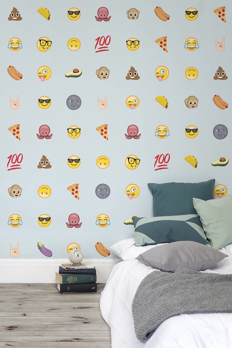 It-doesn-t-get-anymore-playful-than-this-Emoji-design-A-mixture-o-wallpaper-wp5807080-1
