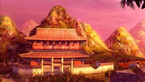 3 Jade Empire 3 tapet