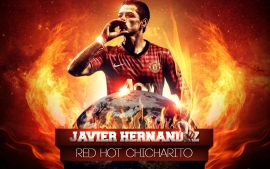 Javier-Hernandez-Chicharito-Manchester-United-Best-HD-wallpaper-wp5208127