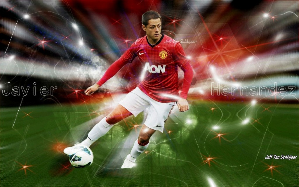 Javier-Hernandez-Chicharito-Manchester-United-HD-Best-wallpaper-wp5208128