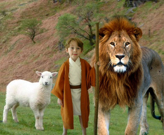Jesus-was-the-lamb-that-died-for-your-sins-when-he-comes-back-he-will-be-the-lion-of-Judah-wallpaper-wp5208199