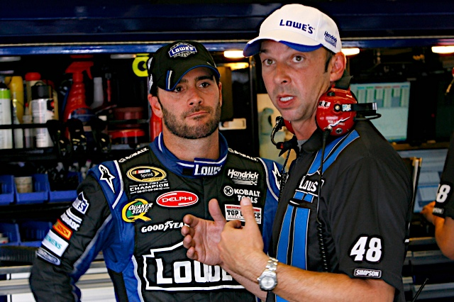 Jimmie-Johnson-and-crew-chief-Chad-Knaus-wallpaper-wp3007524