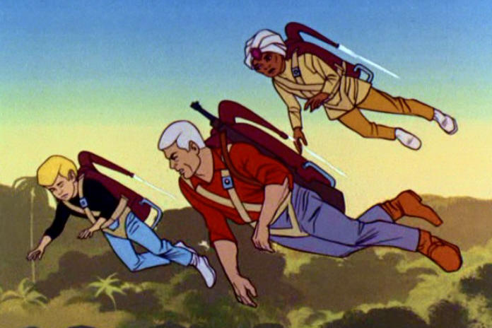 Jonny Quest Wallpaper Downloadwallpaper Org