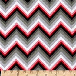 Kaufman-Laguna-Stretch-Jersey-Knit-Chevron-Red-Grey-wallpaper-wp4005871-1