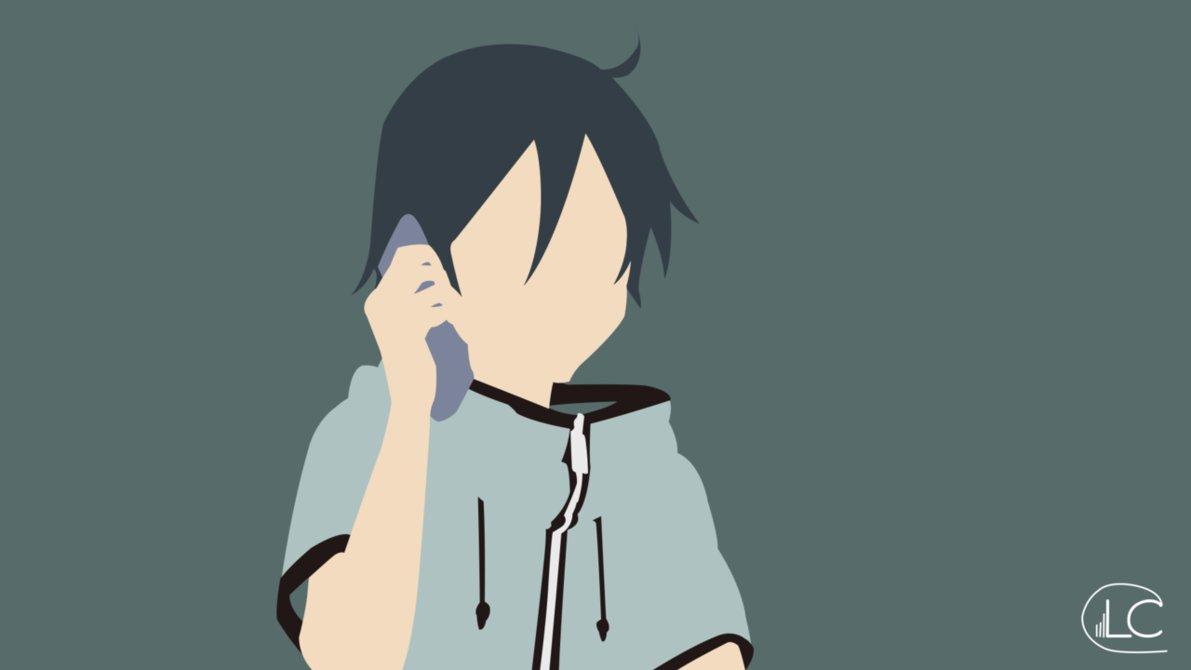 Kokonotsu-Shikada-Dagashi-Kashi-Minimalist-Anime-by-Lucifer-deviantart-com-on-DeviantArt-wallpaper-wp5406578