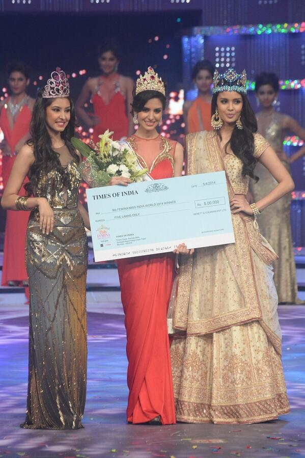 Koyal-Rana-Wins-Femina-Miss-India-wallpaper-wp5208517