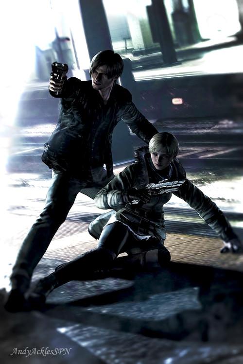 Leon-s-Kennedy-and-Sherry-Birkin-RE-wallpaper-wp4808364