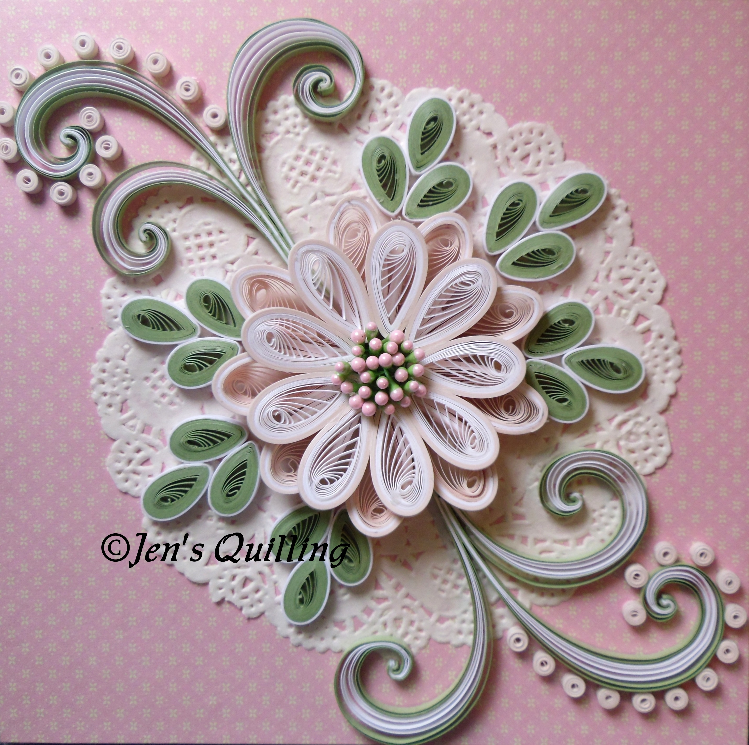 Lovely-Quilled-Floral-design-on-a-doily-by-Jen-s-Quilling-wallpaper-wp5208955-1