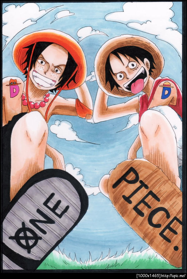 Luffy-and-Ace-wallpaper-wp5807753