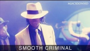 Michael Jackson Smooth Criminal tapeter