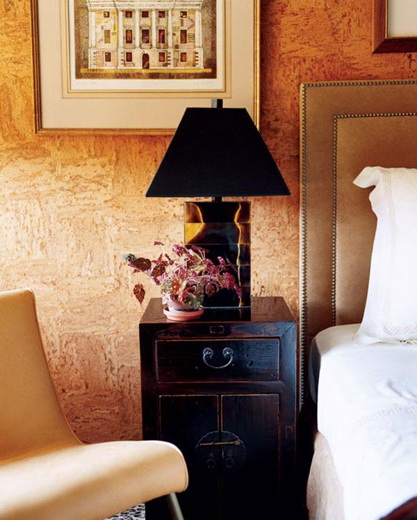 Miles-Redd-cork-walls-via-Simply-Smitten-by-Kristin-Kerr-wallpaper-wp4006344