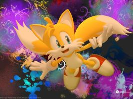 Miles-Tails-Prower-by-CreamFireballWPS-wallpaper-wp427625-1