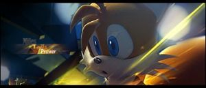 Miles-Tails-Prower-by-Tidz-wallpaper-wp427624