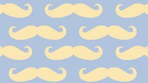 mustasch tapeter