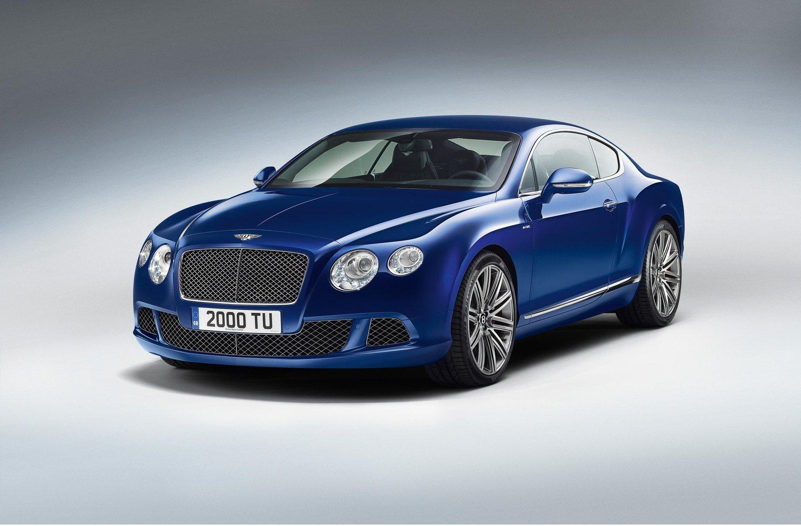 New-Bentley-Continental-GT-Blue-wallpaper-wp427880