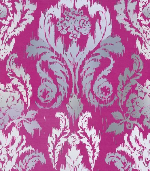 New-Ikat-DW-Kandola-A-beautiful-stylised-damask-in-a-distresse-wallpaper-wp3008930