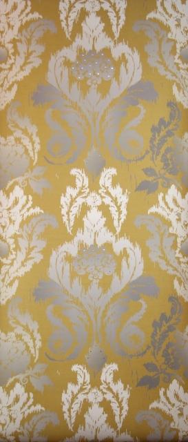 New-Ikat-Kandola-Swarovski-CRYSTALLIZED-fabric-silk-wallcoverings-wallpaper-wp3008918
