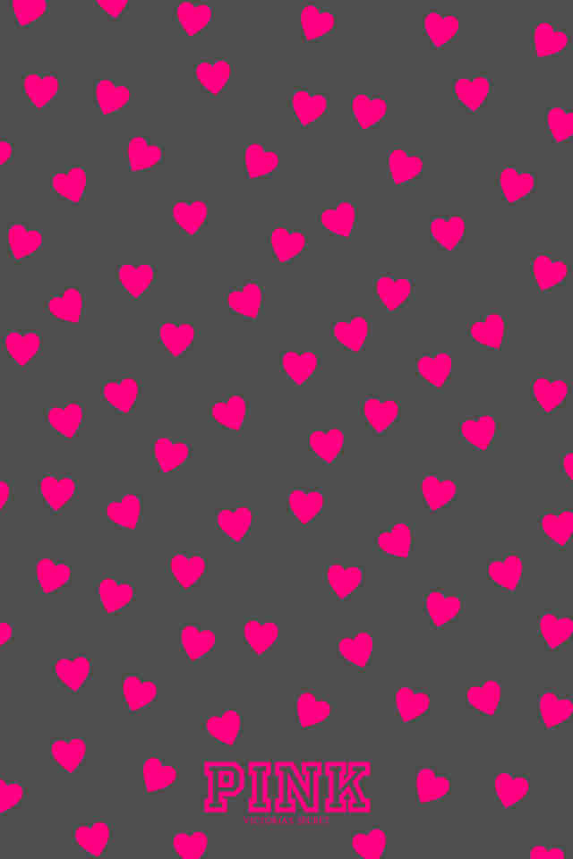 New-VS-Pink-background-wallpaper-wp427890