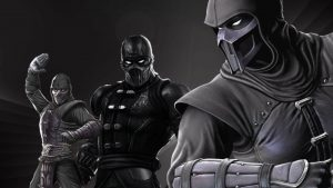 Noob Saibot wallpaper