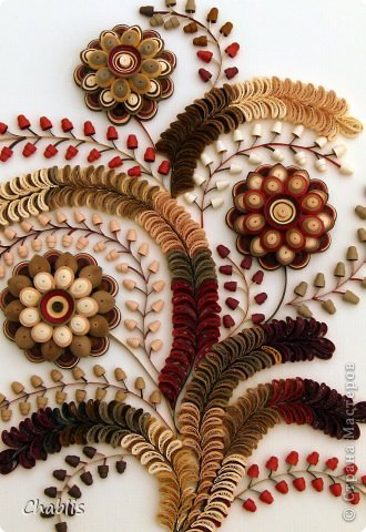 Painting-mural-drawing-Paper-Quilling-Chocolate-assorted-band-photo-wallpaper-wp428200