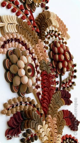 Painting-mural-drawing-Paper-Quilling-Chocolate-assorted-band-photo-wallpaper-wp428201