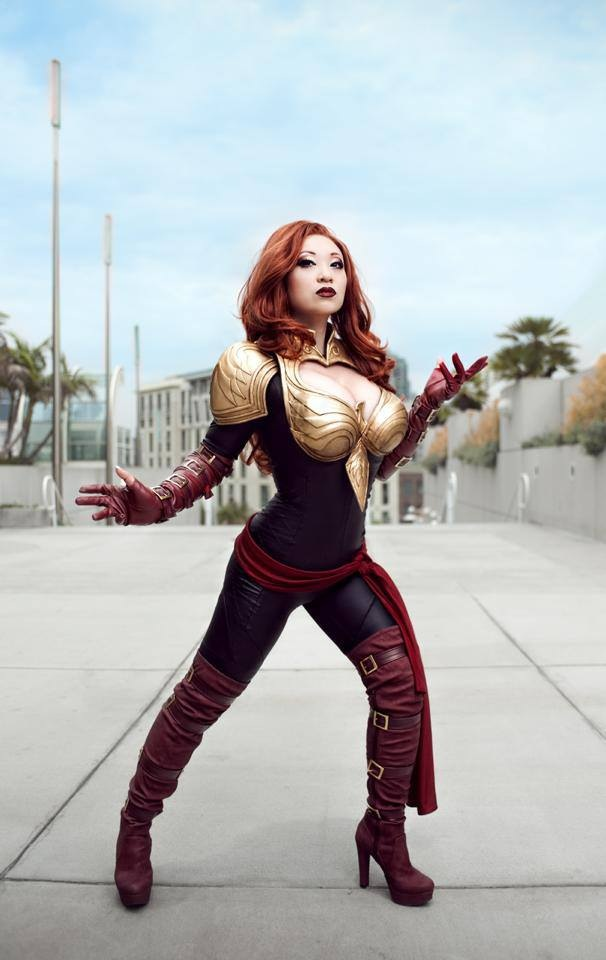 Phoenix-cosplay-by-Yaya-Han-wallpaper-wp4809506