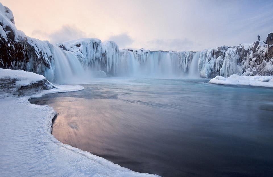 Photo-of-Godafoss-Falls-in-Iceland-by-Valeriy-Shcherbina-wallpaper-wp3009441