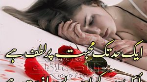 Mohabbat Shayari tapetti