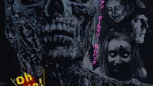 Return of the living dead saga wallpaper