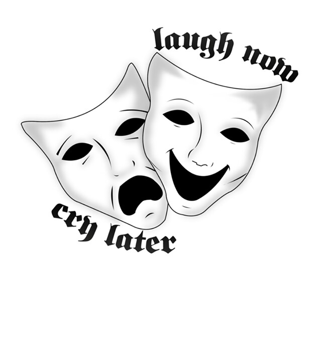 Laugh Now, Cry Later by V-intage ...