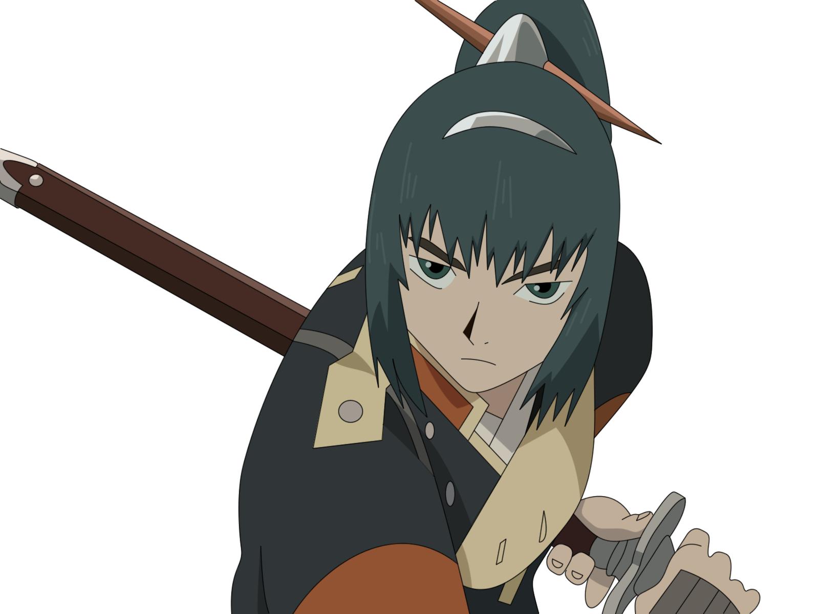 Samurai-Katsuhiro-wallpaper-wp52010830