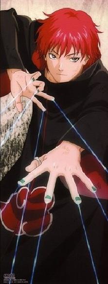 Sasori-Akatsuki-Naruto-Anime-wallpaper-wp540434