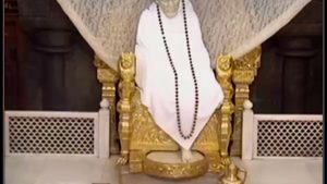 Shirdi Sai Baba Photos en wallpaper