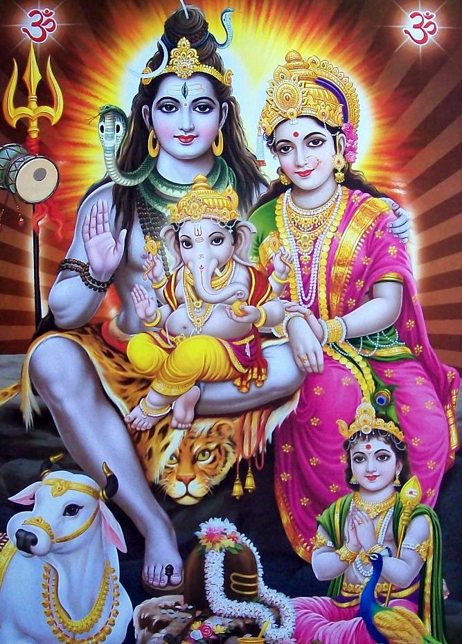 shiva familie hintergrundbilder seite 2 3 downloadwallpaper org