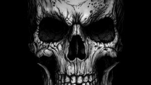 Cool skulls wallpaper