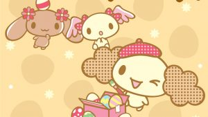 Cinnamoroll wallpaper