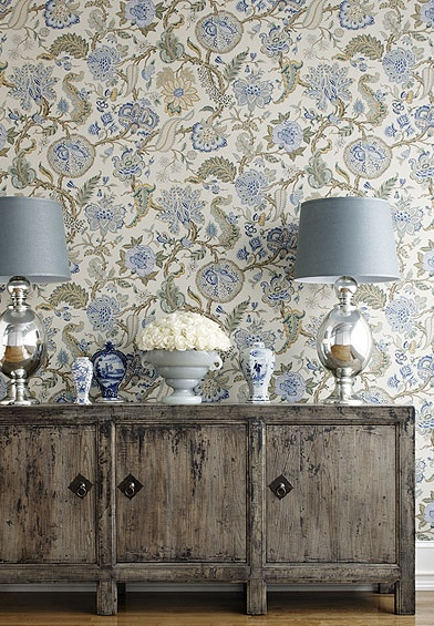 The-Cottage-Market-Easy-Decorating-Tips-Im-not-a-fan-of-blue-or-gray-but-I-really-like-this-G-wallpaper-wp50012805